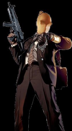 FiveM GTA 5 character