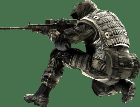 ArmA 3 character