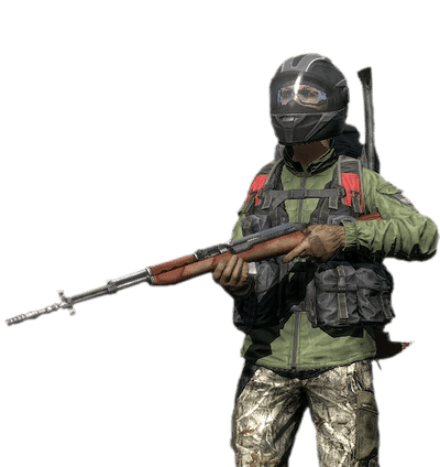 DayZ character