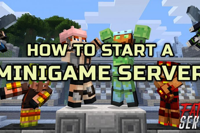 Minecraft Minigame server tutorial guide