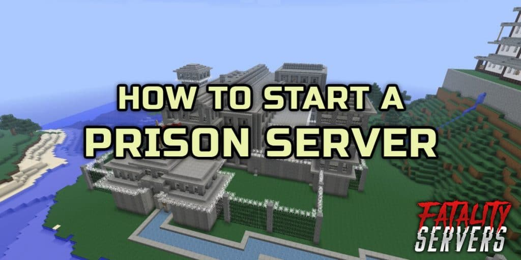 Minecraft prison server tutorial guide