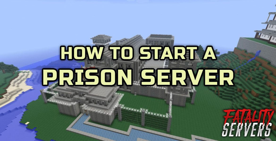 Minecraft prison server tutorial guide