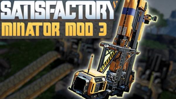 satisfactory minator mod
